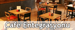 Firelog Cafe Entegrasonu