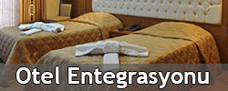 Firelog Otel Entegrasonu